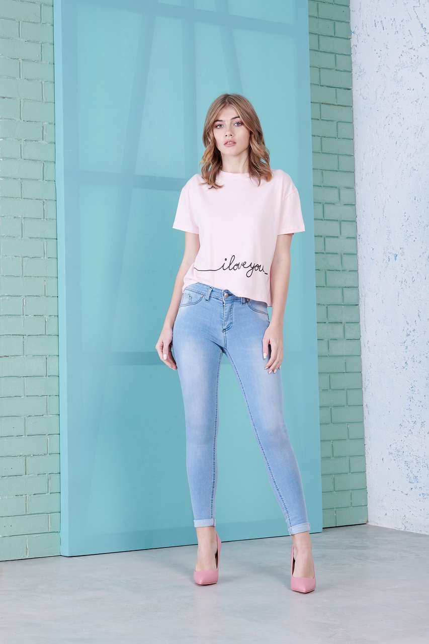 Fan Up Jeans London SS19